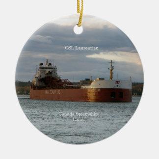 Ornamento de CSL Laurentien