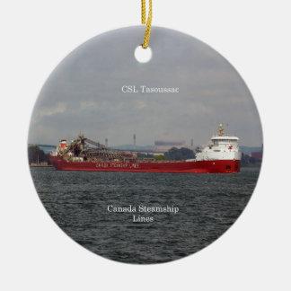 Ornamento de CSL Tadoussac