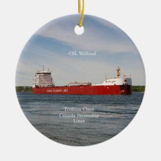 Ornamento de CSL Welland