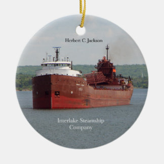 Ornamento de Herbert C. Jackson