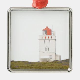 Ornamento de Islândia do farol de Dyrholaey