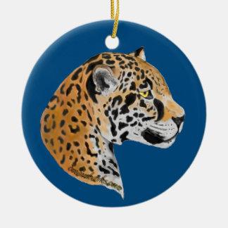 Ornamento de Jaguar