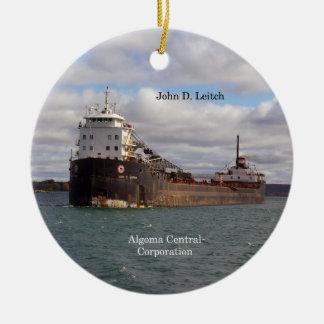Ornamento de John D. Leitch