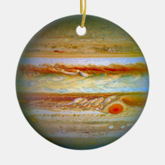 Ornamento de Jupiter do planeta