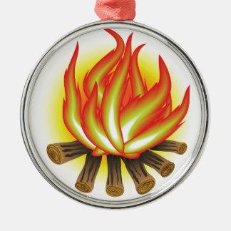 Ornamento De Metal 109Fire _rasterized