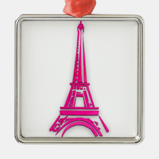 Ornamento De Metal 3d torre Eiffel, clipart de France