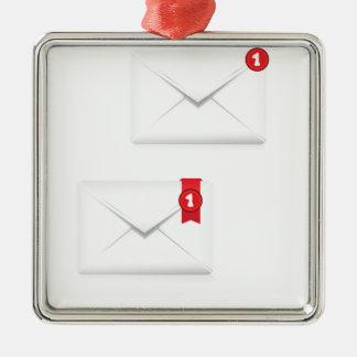Ornamento De Metal 91Mailbox Icon_rasterized alerta