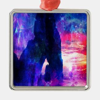 Ornamento De Metal A angra do sonhador de Amorem Amisi do anúncio