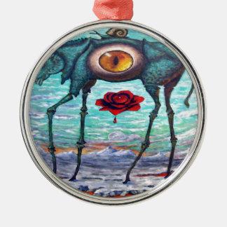 Ornamento De Metal A beleza está no olho do espectador