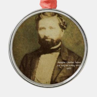 Ornamento De Metal Adolfo Charles Adam, 1855