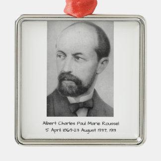 Ornamento De Metal Albert Charles Paul Marie Roussel 1913