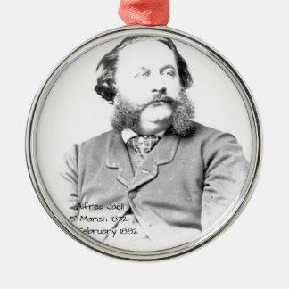 Ornamento De Metal Alfred Jaell