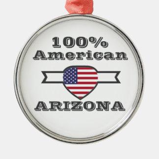 Ornamento De Metal Americano de 100%, arizona