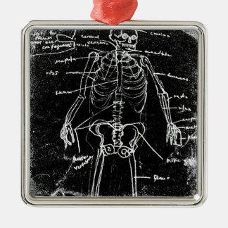 Ornamento De Metal anatomia de esqueleto humana de tokyo do yaie