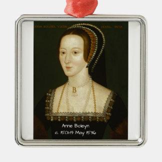 Ornamento De Metal Anne Boleyn
