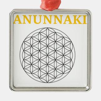 ORNAMENTO DE METAL ANUNAKI