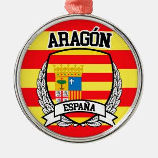 Ornamento De Metal Aragón