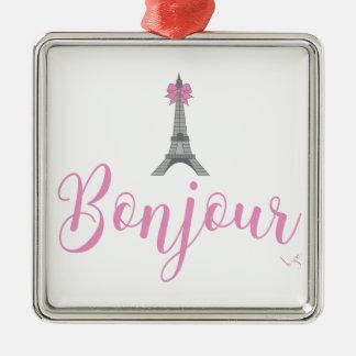 Ornamento De Metal Arco da torre de Bonjour-Eiffel original