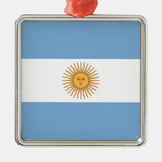 Ornamento De Metal Argentina