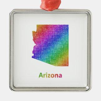 Ornamento De Metal Arizona