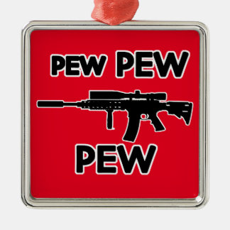 Ornamento De Metal Arma do banco do banco