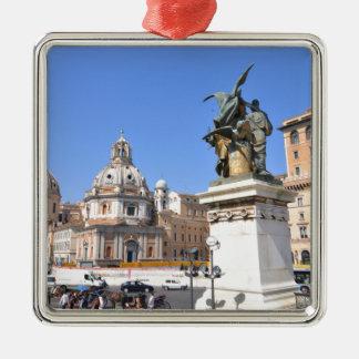 Ornamento De Metal Arquitetura italiana em Roma, Italia