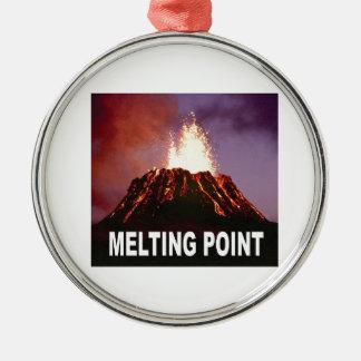 Ornamento De Metal Arte do ponto de derretimento