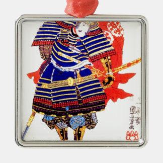 Ornamento De Metal Arte japonesa clássica Japão do samurai