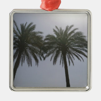 Ornamento De Metal Árvores Egipto de Sun