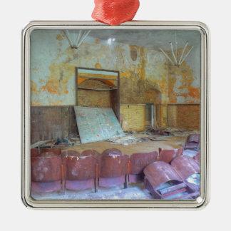 Ornamento De Metal Auditório 01,0, lugares perdidos, Beelitz