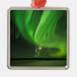 Ornamento De Metal Aurora de fluxo