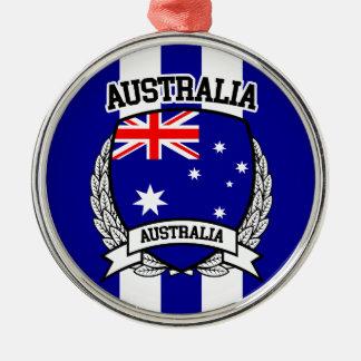 Ornamento De Metal Austrália