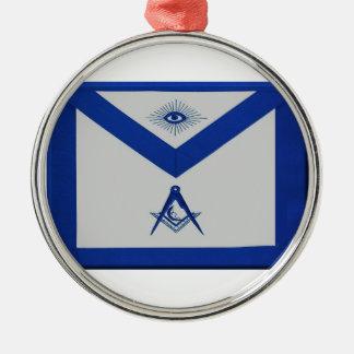 Ornamento De Metal Avental júnior maçónico do diácono