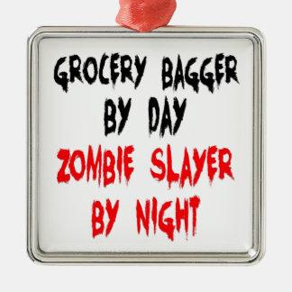 Ornamento De Metal Bagger do mantimento do assassino do zombi