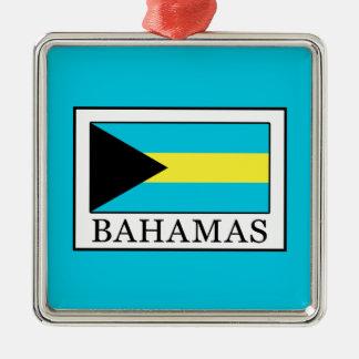 Ornamento De Metal Bahamas
