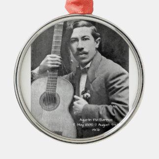Ornamento De Metal Bairros 1910b de Agustín Pio