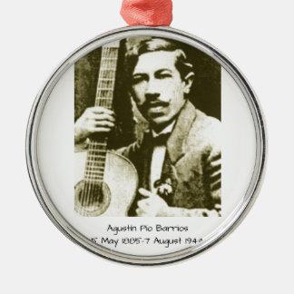 Ornamento De Metal Bairros de Agustin Pio