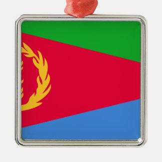 Ornamento De Metal Baixo custo! Bandeira de Eritrea