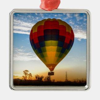Ornamento De Metal Balão de ar quente