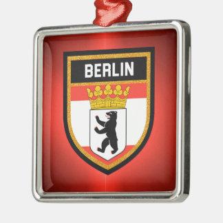 Ornamento De Metal Bandeira de Berlim