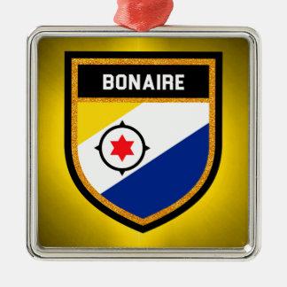 Ornamento De Metal Bandeira de Bonaire
