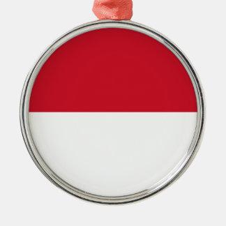 Ornamento De Metal Bandeira de Marrocos