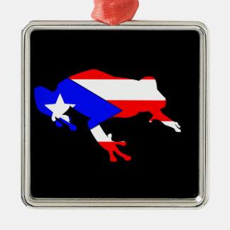 Ornamento De Metal bandeira do coqui