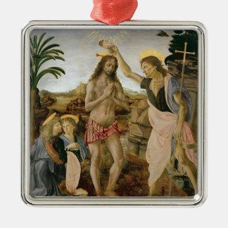 Ornamento De Metal Baptismo do cristo
