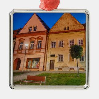 Ornamento De Metal Bardejov é uma cidade de Slovakia