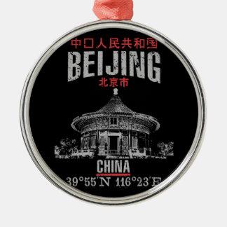 Ornamento De Metal Beijing