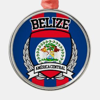 Ornamento De Metal Belize