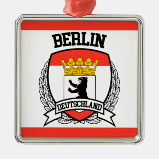 Ornamento De Metal Berlim