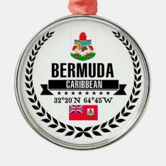 Ornamento De Metal Bermuda