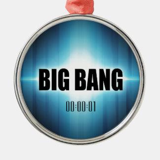 Ornamento De Metal Big Bang